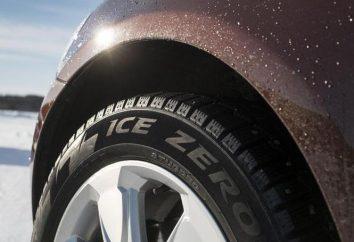 Pirelli neumáticos de coche de hielo Cero: opiniones sobre los propietarios