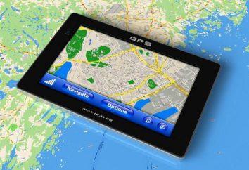 Tabletka z nawigatora: wybór modelu, konfiguracji, opinie