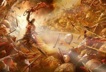 Kratos: mitología de la antigua Grecia y el lugar de este carácter en ella
