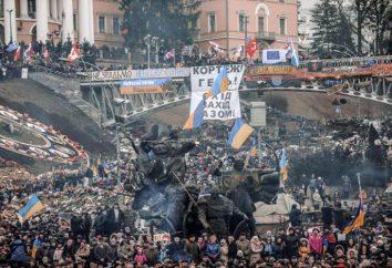 La guerre civile a commencé en Ukraine?
