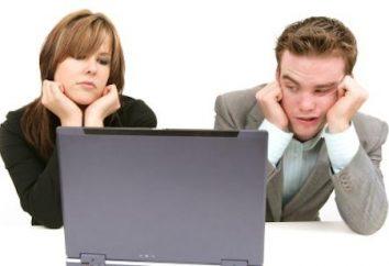 Pourquoi un lent Internet? La raison la plus importante