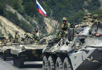 Baza wojskowa. Rosyjskich baz wojskowych za granicą
