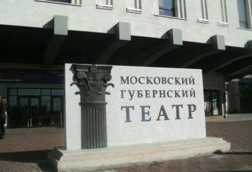 teatro Provincial: fotos e comentários. diretor artístico – Sergei Bezrukov