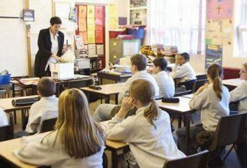 Dichiarazioni circa gli insegnanti con un senso di grandi uomini