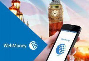 WebMoney: opiniones, el registro, la forma de financiar