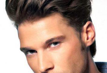 coiffures belles pour les hommes modèle: examen et de la technologie de rétroaction