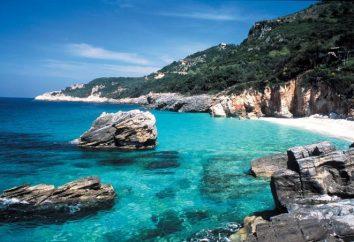 Boas praias da Grécia. Férias na Grécia. Grécia Praias para crianças