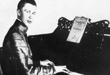 Sergei Prokofiev: liste des travaux. Les œuvres les plus célèbres de Prokofiev