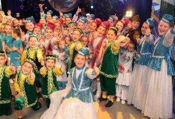 """Yoldyzlyk"" ( ""Constellation des talents"") – le festival les plus brillants du Tatarstan"
