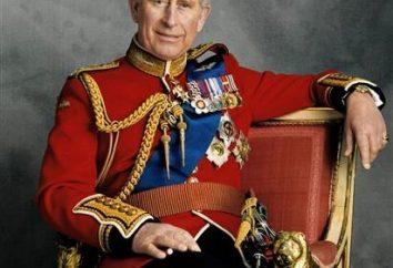 Príncipe Carlos – o principal herdeiro do trono britânico