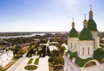 Dove andare a Astrakhan e cosa vedere?