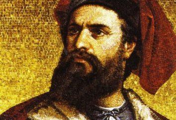 O famoso viajante Marco Polo que ele abriu