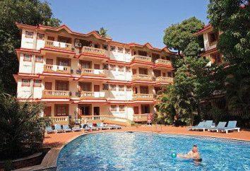 Hotel Highland Beach Resort 3. Comentarios del hotel en el norte de Goa