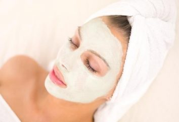 salon kosmetyczny w domu: ujędrnianie twarzy maski w domu