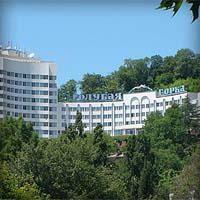 "Sanatorium ""Blue Hill"" (Soczi): opinie i zdjęcia"