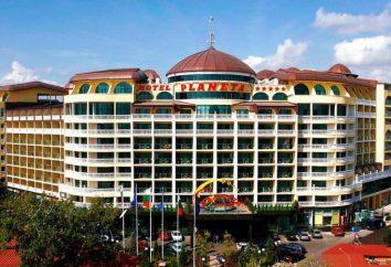 Hotel Planeta Sunny Beach 5 * (Bulgaria / Sunny Beach): opiniones, descripciones, números y comentarios