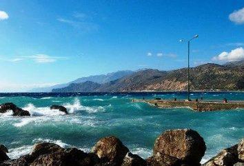 Kreta: Liczba turystów