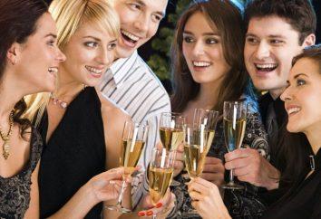 Como descansar na véspera do Ano Novo, que foi divertido?