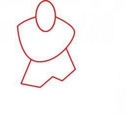 Jak narysować hokeista: Instrukcje krok po kroku