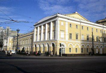 Teatr Mały Teatr: repertuar teatru, trupy