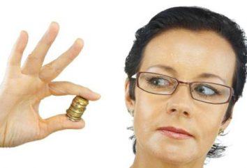 Salaire – quel est ce? Le salaire d'un employé qui comprennent?