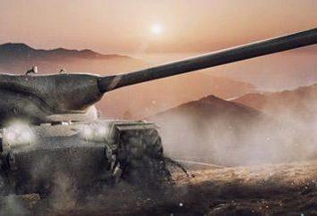Serbatoio T57 pesante, World of Tanks: panoramica, guida, di caratterizzazione, segreti