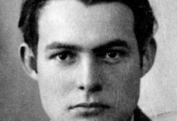 Ernest Hemingway, « Le vieil homme et la mer » – Analyse