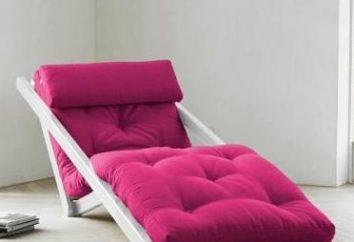 Sessel ohne Armlehnen – eine Alternative zu herkömmlichen Betten