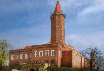 Cidade Legnica, Polônia: atrações, fotos