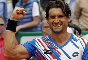 David Ferrer: joueur de tennis avec un caractère de fer