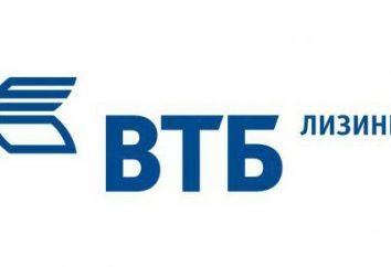 """Universal Leasing Company """"VTB Leasing"""": commentaires du personnel, les détails"""
