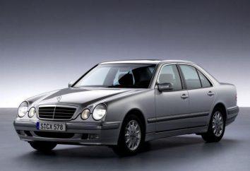 """""""E210 Mercedes"""": especificações técnicas, fotos e comentários"""