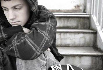 Depresja u młodzieży: manifestacją i leczenie