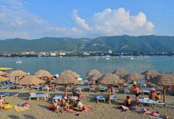 """Plaża """"Ogrody mórz"""" (Gelendzhik) – opis, opinie wczasowiczów"""