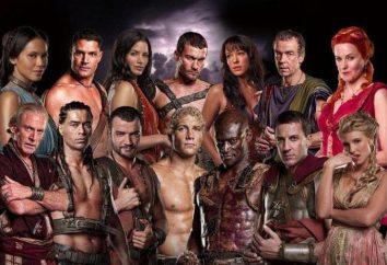 """Zawartość i aktorzy. """"Spartacus: Blood and Sand"""""""
