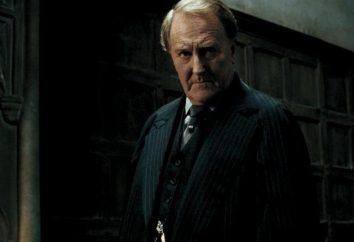 Kornelius Fadzh – un personaje del mundo de Harry Potter