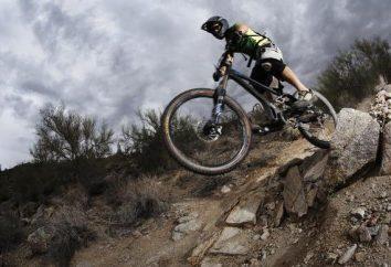 ¿Cómo elegir una bicicleta para el descenso