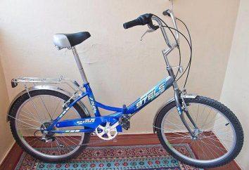 Szelki rowerowe Pilot 750: opis, charakterystyka