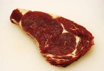 Un délicieux steaks: recette de cuisine avec des photos. surlonge de boeuf ou de porc – il meilleur goût?
