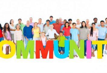 Community – das ist … Das Grundkonzept der Gemeinde. Welche Rolle spielt die Community-Manager?