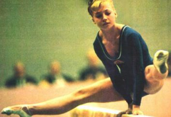 Radziecki gimnastyk Kuchinskaya Natalya Aleksandrovna: biografia, osiągnięcia i ciekawostki