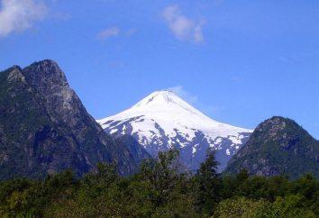 Der Vulkan in Chile. Liste der aktiven und erloschenen Vulkane in Chile