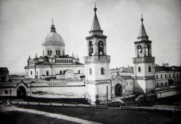 Ivanovsky Kloster in Moskau: Adresse, Wegbeschreibungen und Fotos