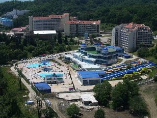 Hôtels Sochi par: prix, avis. Hôtels pas chers à Sotchi