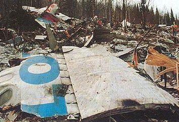 O maior acidente de avião russo