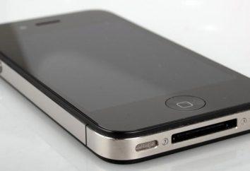 IPhone 4 zadać? Instrukcje i metody firmware