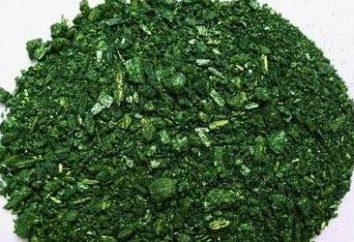 """Lek """"Malachit Green"""""""