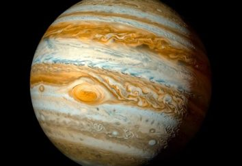 Tagestemperatur Jupiter