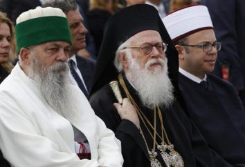 Albânia: a religião. Características da religião Albanês