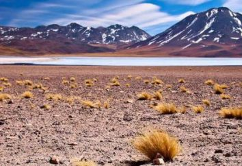 Os desertos mais severos: Chile, Atacama